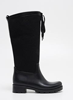 F By Fabrika Kadın Siyah Çizme SALVE